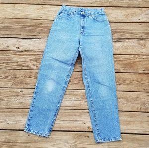 Vintage 90s Chic High Waist Skinny Jeans